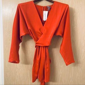 ASOS Dresses - ASOS Petite Batwing Mini Dress.